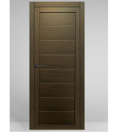 """Межкомнатная дверь """"КЛ-7-1"""" Орех темный"""