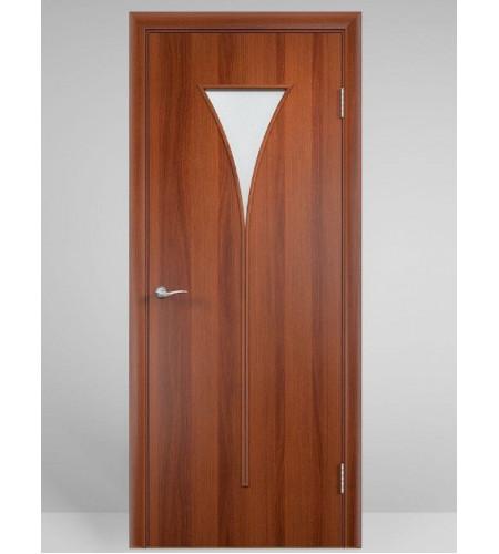 """Межкомнатная дверь """"Тюльпан"""""""